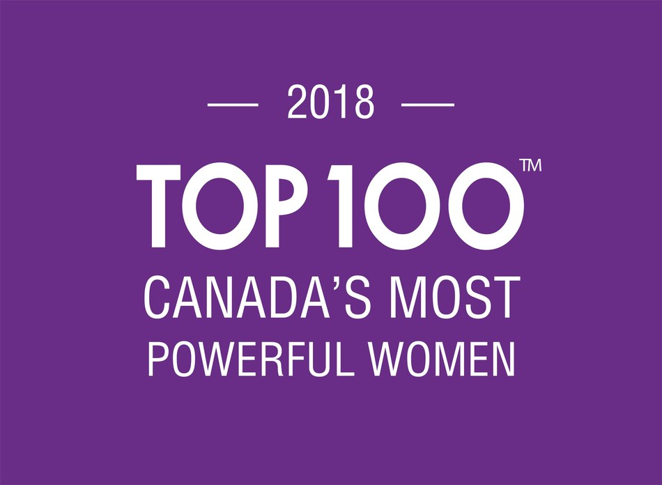 Canada's Most Powerful Women: Top 100 Award Winners (CNW Group/Women's Executive Network)