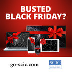 SCIC: Top Reasons Consumers Should Add an Extended Warranty to Black Friday Impulse Purchase