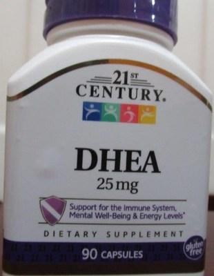DHEA de 21st Century (Groupe CNW/Santé Canada)