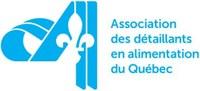 Logo : Association des détaillants en alimentation du Québec (Groupe CNW/Association des détaillants en alimentation du Québec (ADA))