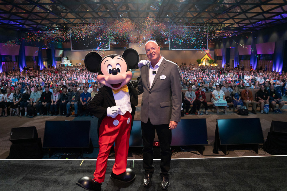 Today at D23's Destination D: Celebrating Mickey Mouse, Disney Parks, Experiences and Consumer Products Chairman Bob Chapek shared exciting new details surrounding highly-anticipated experiences coming soon to Disney parks.