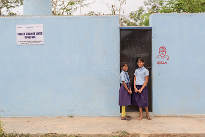 "Kimberly-Clark is renewing its commitment to its multi-national program, ""Toilets Change Lives"" and celebrating the work of our teams and our brands to improve the lives of nearly one million people in need since the program was introduced in 2014."