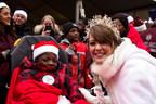 Le Noël d'Urgences-santé pour les enfants malades: A Go-To Christmas Tradition during the Santa Claus Parade! (CNW Group/Urgences-santé)