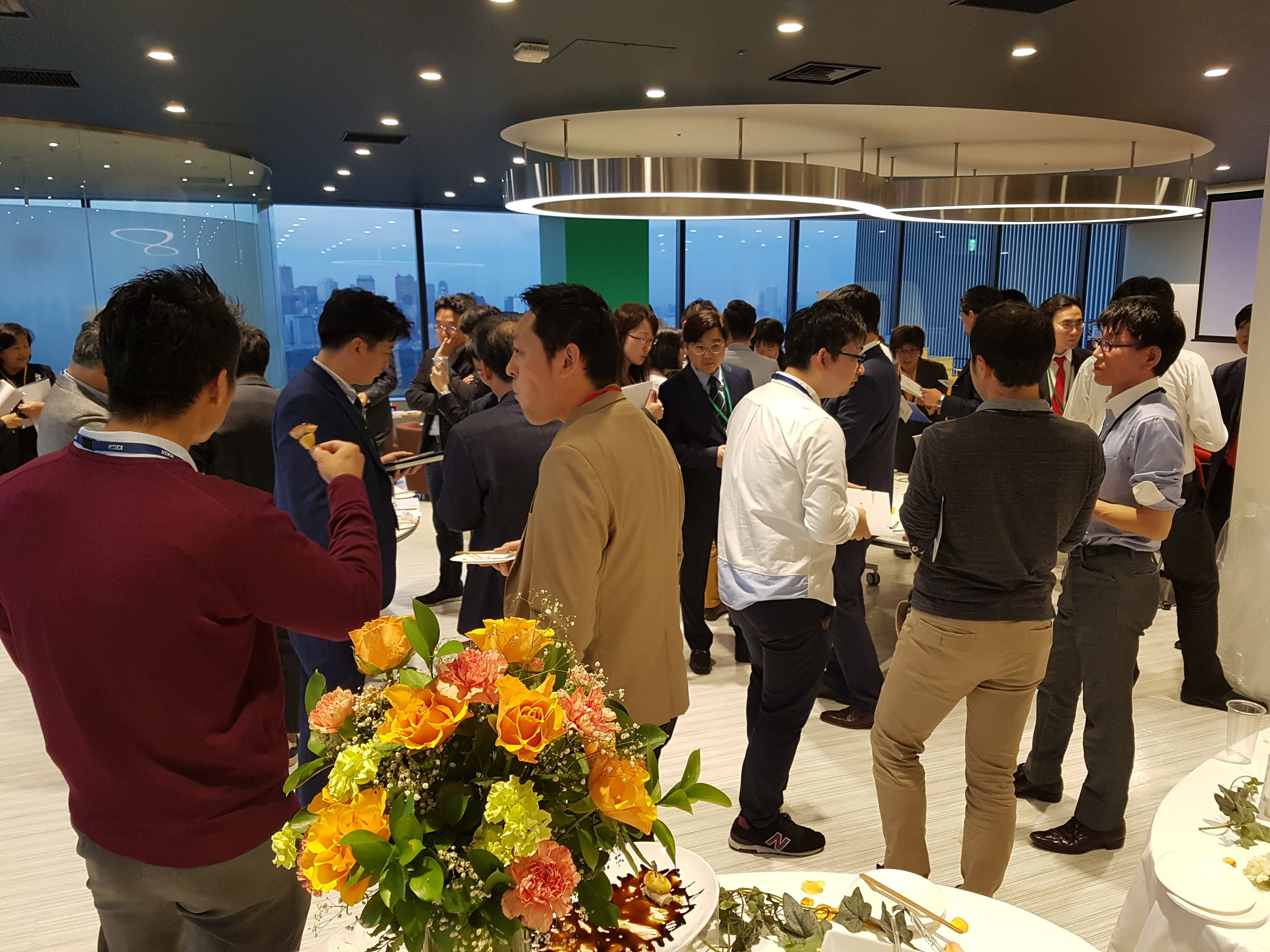 2018 Q1 IoT Roadshow Networking Event - Japan
