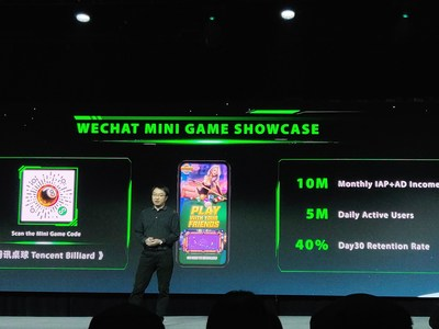 Successful WeChat Mini Game boasts remarkable DAU of 5 million
