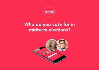 Crush App Now Includes Questions about Political Affiliation