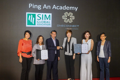 OneConnect and SIM sign a MOU