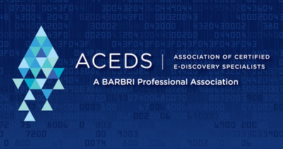 ACEDS launches innovative training resource to build eDiscovery expertise and professional knowledge