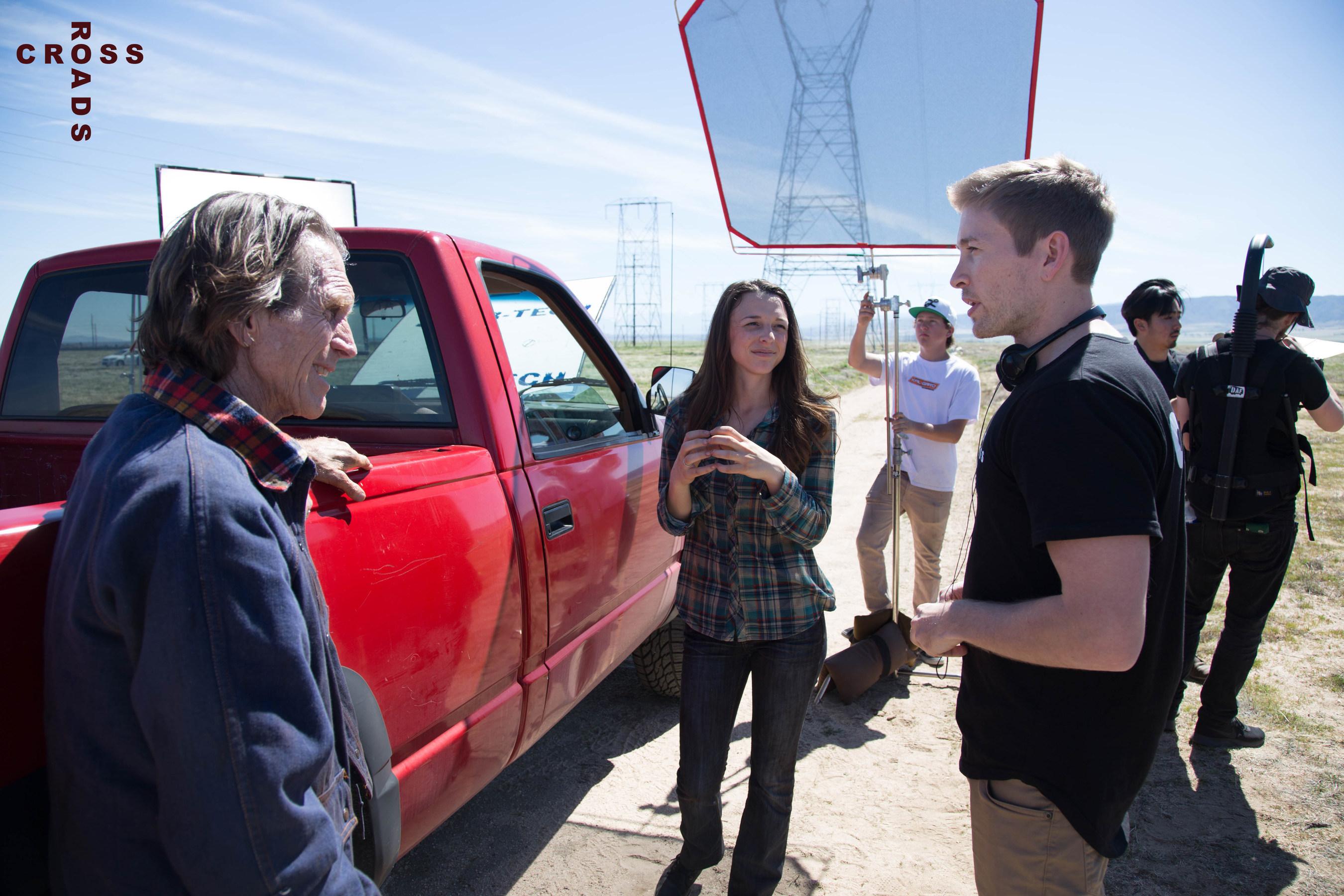 Award-Winning Film 'Crossroads' Debuts on Amazon Prime, Direct TV, and AT&T U-verse