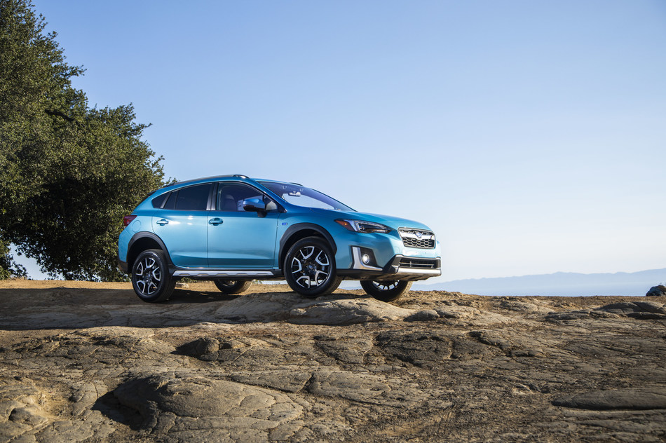 All-New Subaru Crosstrek Hybrid to Debut at Los Angeles Auto Show