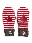 For every pair of 2019 Red Mittens purchased on Red Mitten Day, November 21, 2018, Hudson's Bay will double the $3.90 donation (up to $50,000) made to the Canadian Olympic Foundation