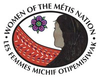 Logo: WOMEN OF THE MÉTIS NATION (CNW Group/WOMEN OF THE MÉTIS NATION)