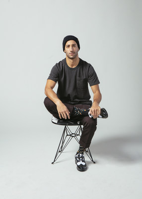 Ricciardo Becomes Ambassador for His Favorite Sock and Underwear Brand, Stance
