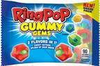 Bazooka Candy Brands Introduces All New Ring Pop® Gummy Gems Candy