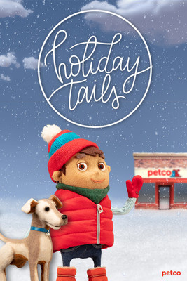 Discover the special bond created in this warm, holiday story at youtube.com/petco.
