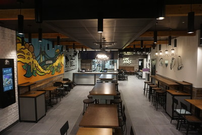 The first London Taco Bell, located in the Hammersmith district, opens November 23, and based on recent U.K. openings that have received tremendous fanfare, it's sure to have hundreds of fans lining up for blocks.