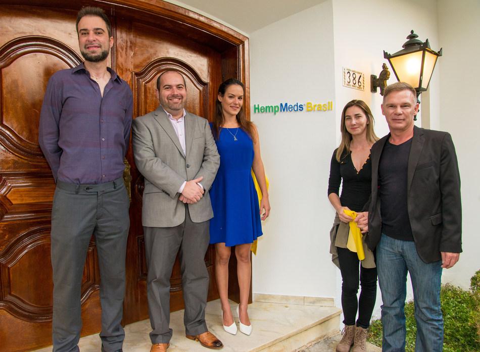 HempMeds Brasil New Office