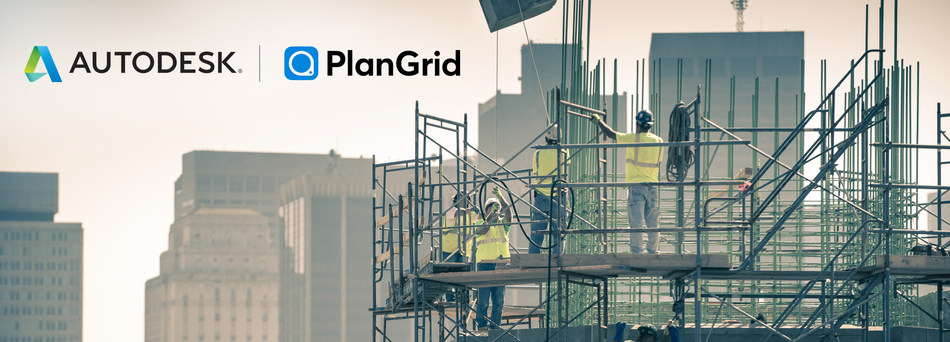 Autodesk to Aquire PlanGrid to Accelerate Construction Productivity
