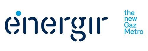 Logo: Énergir (CNW Group/Énergir)