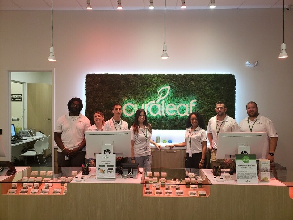 Curaleaf Continues Rapid Expansion in Florida with 17th
