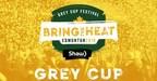 Logo : Grey Cup Festival (CNW Group/MySeat Media)