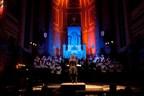 Concert à la chapelle du Musée de l'Amérique francophone. Photo : Nicola-Frank Vachon – Perspective (Groupe CNW/Musée de la civilisation)