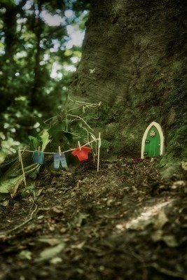 WildBrain will manage The Irish Fairy Door Company's YouTube channel on its network, and produce short-form content designed to engage and inspire children with the magic of The Irish Fairy Door Company's brand, including an original animation series and live action videos that bring the fairy world to life. (CNW Group/DHX Media Ltd.)
