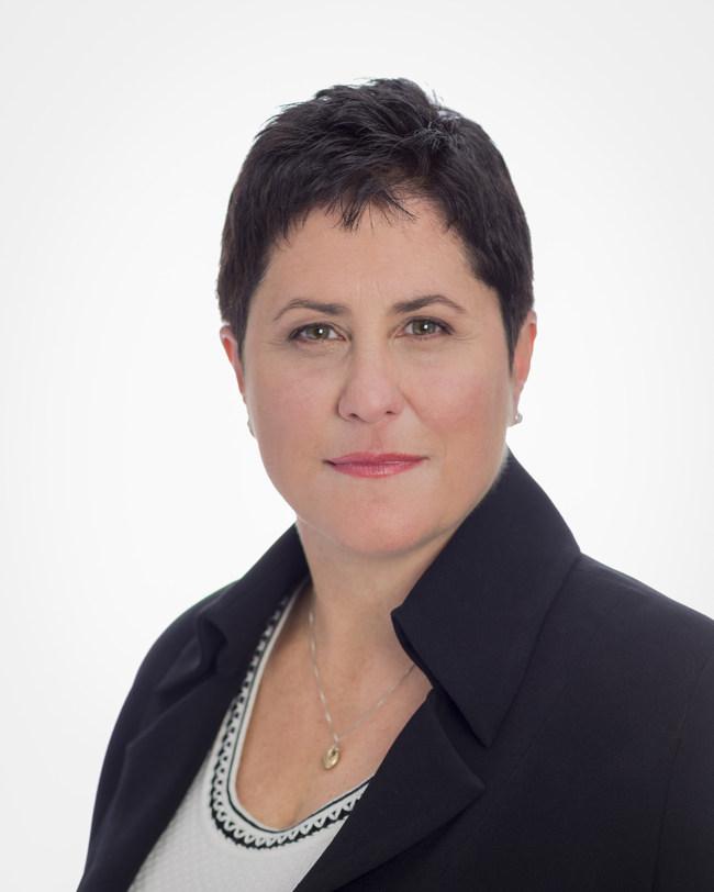 Anne-Marie Poitras, President and CEO, Chambre de l'assurance de dommages (CNW Group/Chambre de l'assurance de dommages)
