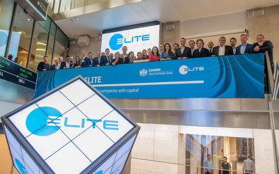 EuroSite Power, along with the other new ELITE company leadership teams closed trading on London's market last week.