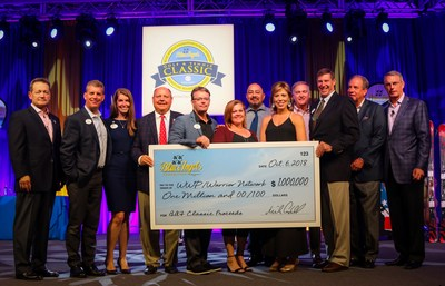 The Blue Angels Foundation recently awarded Wounded Warrior Project a $1 million grant to help treat veterans with invisible wounds of war through Warrior Care Network.