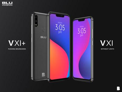 BLU V XI+ y BLU V XI