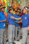 More Than 25 Third-Graders Participated in the 5th Annual Chester Community Charter School Thanksgiving Performance