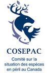 Logo : Comité sur la situation des espèces en péril au Canada (COSEPAC) (Groupe CNW/Comité sur la situation des espèces en péril au Canada) (Groupe CNW/Comité sur la situation des espèces en péril au Canada)
