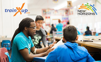 TrainUp Gives Back - Benefiting Students of New Horizons of North TX