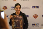 Over 2000 fans watched the exclusive screenings of Warner Bros. 'Fantastic Beasts:The Crimes of Grindelwald' on Children's Day at INOX. The screenings were held in 10 screens across 6 locations - Mumbai, Delhi, Bangalore, Pune, Chennai and Kolkata, two days before its worldwide release. (PRNewsfoto/INOX Leisure Ltd.)