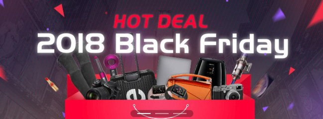 Black Friday Hot Deals!