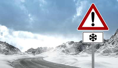 Drive Carefully During Winter