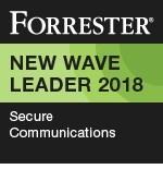 Official Forrester Badge