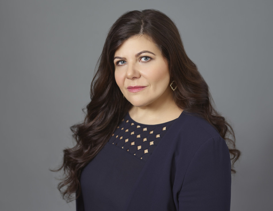 Plan International Canada President & CEO, Caroline Riseboro, recognized as one of Canada's Most Powerful Women (CNW Group/Plan International Canada)