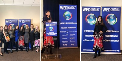 LiveMe Founder Yuki He Asks Young Women to Make 'Unpopular Choices' During Her Speech at the 2018 Women's Entrepreneurship Day (WED) Summit