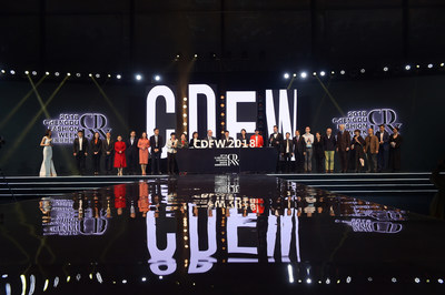Chengdu's first fashion week a dazzling success