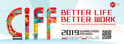 CIFF Guangzhou, 18-21 March and 28-31 March 2019
