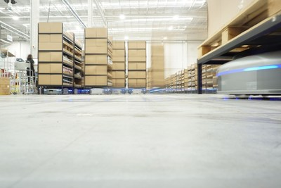 Geek+ Completes World's Largest Series B Financing in Logistics Robotics Led by Warburg Pincus