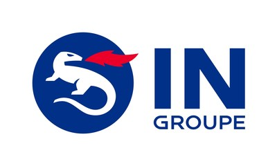 IN Groupe Logo