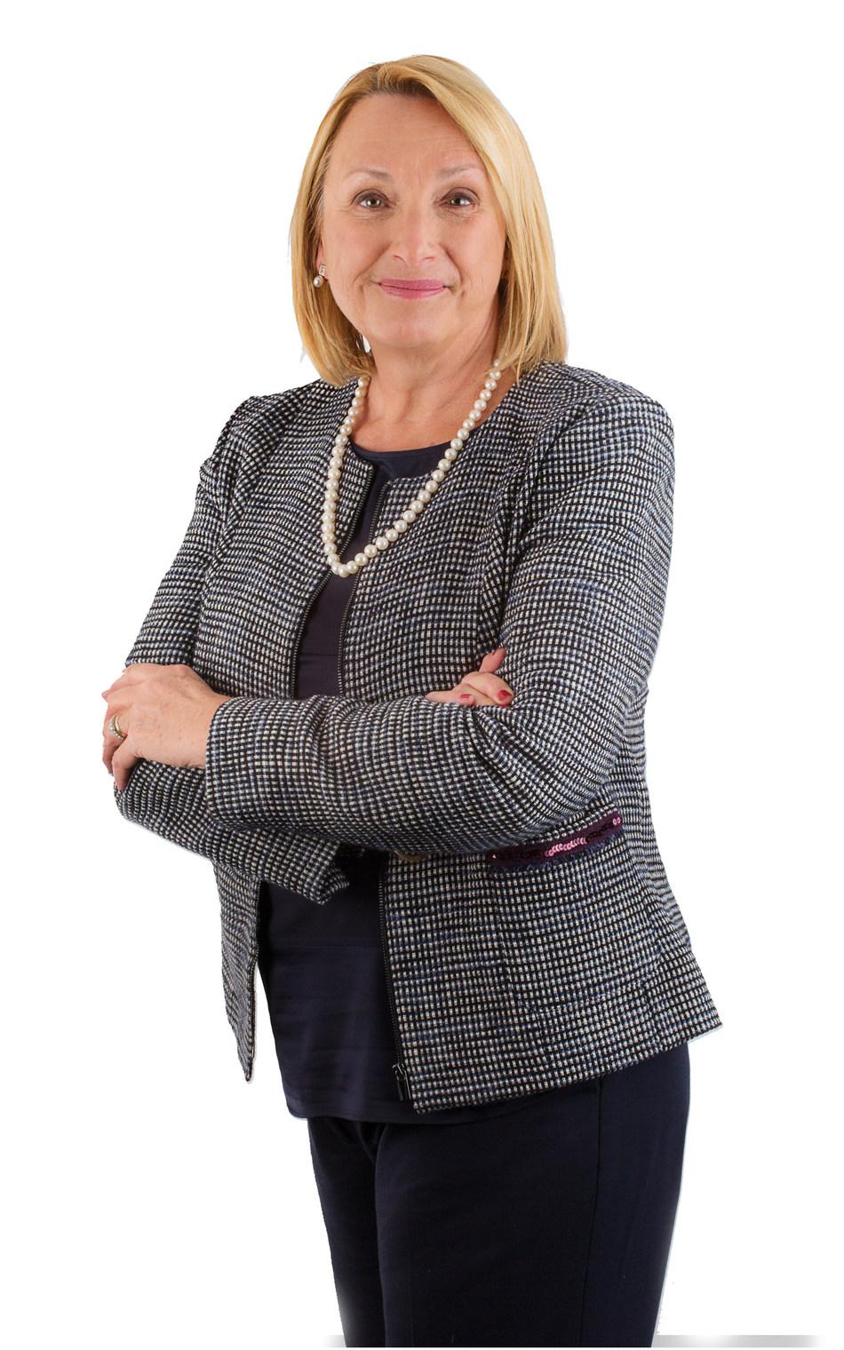 Maureen Jensen, Chair and CEO, Ontario Securities Commission (CNW Group/Ontario Securities Commission)