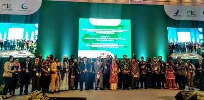 Delegates of First Meeting of the Heads of National Medicines Regulatory Authorities (NMRAs) from the Organization of Islamic Cooperation (OIC) member states in Jakarta, on November 21-22, 2018.