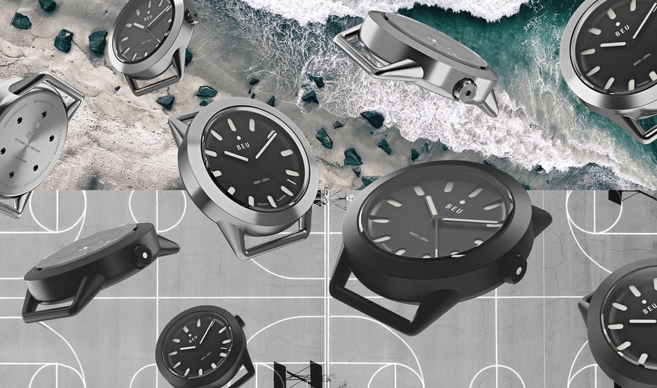 annorlunda försäljning premium urval Svenska designkollektivet BEU fördömer teknikslaveriet med en ...