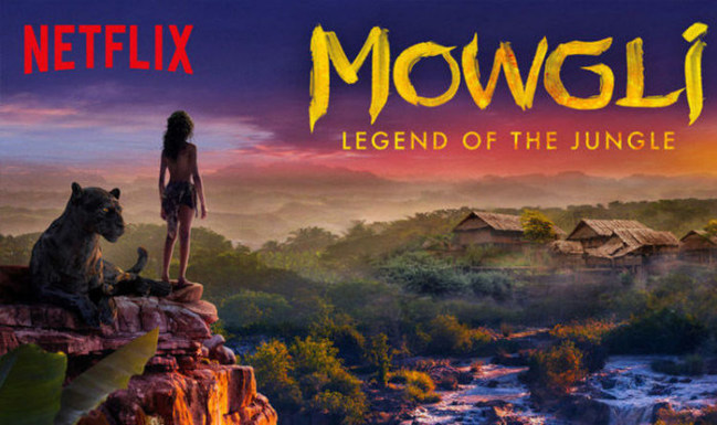 Mowgli from Pench, Courtesy Netflix
