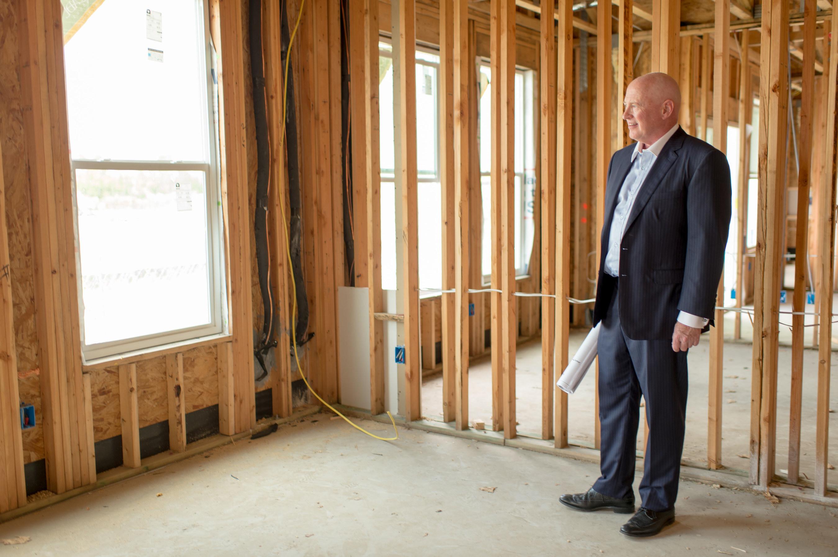 Marcus Hiles - DFW-based Property Developer