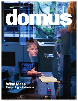 Winy Maas Is Domus New Editor in Chief